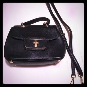 🖤 Michael kors jet black bag 🖤